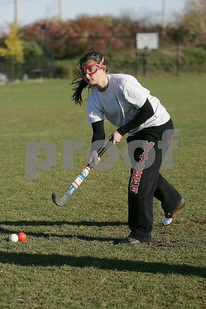 Salem: Salem field hockey player Madeleine Lutts. Photo by Matt Viglianti/Salem News Thursday, October 30, 2008