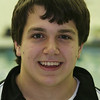 Peabody: Peabody High School senior swimmer John Oullette. Photo by Matthew Viglianti/Staff Photographer Thursday, January 28, 2010.