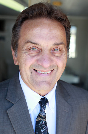Peabody: Jim Moutsoulas is one of the candidates running for City Council. David Le/Salem News