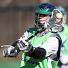 Pingree Boy's Lacrosse Senior Captain Midfielder Brandon Franco. DAVID LE/Staff photo 4/1/14