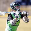 Pingree Boy's Lacrosse Sophomore Attack Max Trotsky. DAVID LE/Staff photo 4/1/14