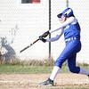 Danvers third baseman Marisa Manson #13
