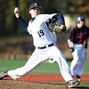 The Eagles cruised to a 9-3 win over the Raiders at St. John's Prep in Danvers on Thursday afternoon. DAVID LE/Staff photo 4/10/14