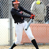 Beverly shortstop Hannah Silvestri (1).  DAVID LE/Staff photo. 4/17/14