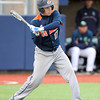 FILE PHOTO. Beverly Native and Salem State University freshman Alex Toomey (17). DAVID LE/Staff photo. 4/23/14