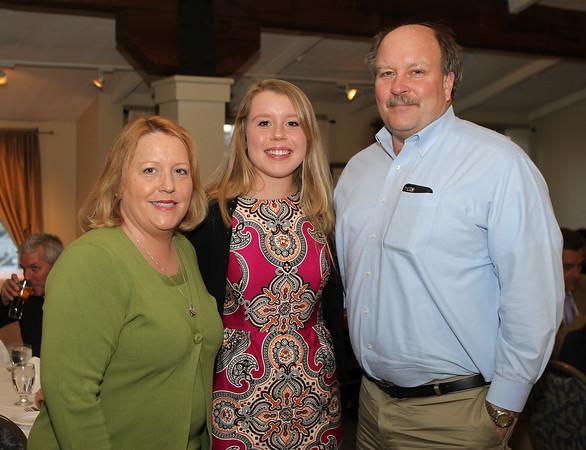 DAVID LE/Staff photo. 4/1/15. Ipswich High School Student Athlete Nominee Ellie Swenson