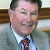 KEN YUSZKUS/Staff photo.    Dan Bennett, chairman of the Board of Selectmen, is running for re-election      04/20/16