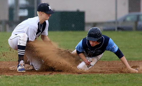 Peabody at Danvers baseball game