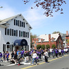 HADLEY GREEN/ Staff photo<br /> Crowds walk down Hawthorne Boulevard in Salem during the 25th annual Walk for HAWC on Sunday, April 30th, 2017. The 5K walk raises money for HAWC, an organization that helps people affected by domestic abuse.