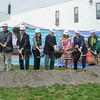 YMCA GROUNDBREAKING