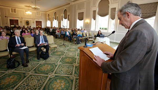 Hearing by the Massachusetts Department of Public Health