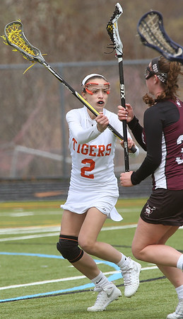Ipswich lacrosse player Kelsey Daly