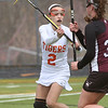 Ipswich lacrosse player Kelsey Daly