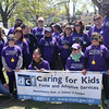 HADLEY GREEN/ Staff photo<br /> People from the Department of Children and Families pose for a photo at the Walk for HAWC in Salem on Sunday, April 30th, 2017.