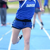 HADLEY GREEN/ Staff photo<br /> Danvers' Julie Unczur prepares to high jump at the Danvers v. Gloucester track meet at Danvers High School on Tuesday, April 18th, 2017.