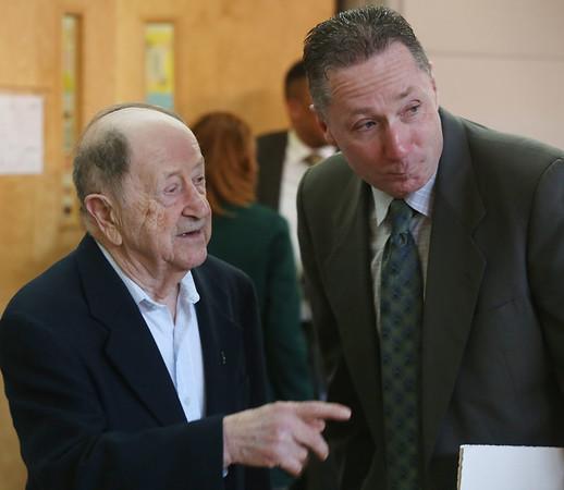 endowed $25,000 Rubin Sztajer Holocaust Survivor Fund