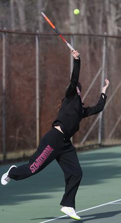 Marblehead at Masconomet girls tennis