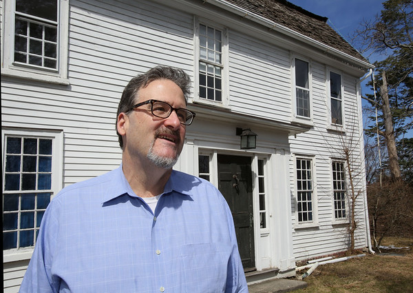 Eric Emerson lived at the Gen. Israel Putnam House