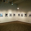 "The Presentation Gallery inside the Walter J. Manninen Center for the Arts at Endicott College will feature a new exhibit, ""Honky Tonk: Portraits of Country Music-Photographs by Henry Horenstein."" DAVID LE/Staff photo. 8/12/14."