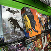 Superhero movies such as  Batman have led to a resurgence in comic book interest, and Silver Moon Comics, located in the East India Mall in Salem is a testament to that. Silver Moon is the second comic store to open in Salem. DAVID LE/Staff photo. 8/20/14