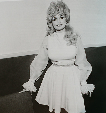 "The Presentation Gallery inside the Walter J. Manninen Center for the Arts at Endicott College will feature a new exhibit, ""Honky Tonk: Portraits of Country Music-Photographs by Henry Horenstein."" One of the photographs from the new exhibit titled: ""Dolly Parton."" DAVID LE/Staff photo. 8/12/14."