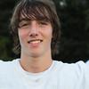 Quarterback Declan Judge, a Junior, poses during practice Thursday, Aug. 27, at Masconomet High School.