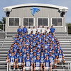 DAVID LE/Staff photo. 2016 Danvers High School Falcons. 8/30/16.