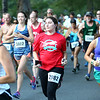 HADLEY GREEN/Staff photo<br /> Runners begin the 5K race at the Beverly Homecoming Road Race at Lynch Park. 8/03/17