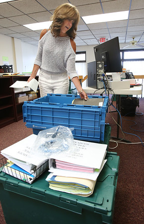 Peabody school administrators moved into new offices