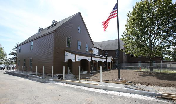 The new Danvers Dispatch Center