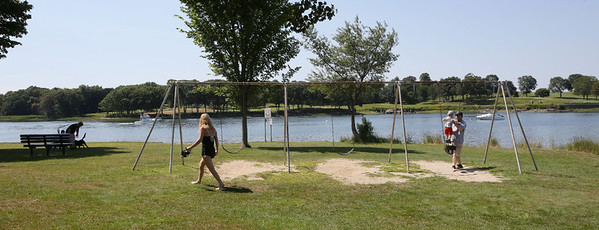 Obear Park in Beverly. Ken Yuszkus/Staff Photo