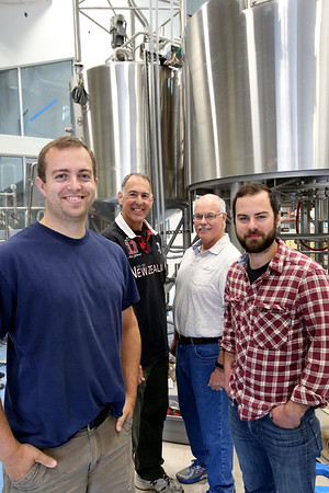 The new True North Ales brewery