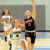 Danvers vs Ipswich Girls Basketball