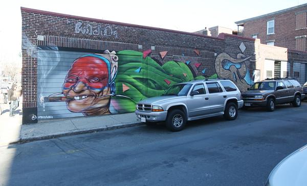 Mural in Salem