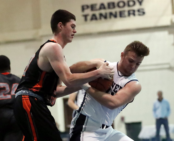 Beverly vs Peabody NEC Boys Basketball