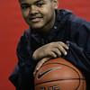 St. John's Prep freshman boys basketball standout Jamel Snow