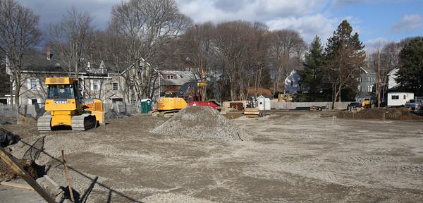 construction activity around Salem
