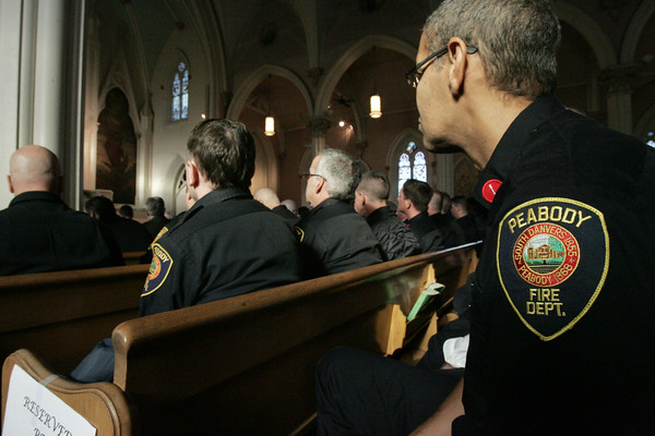 Peabody firefighter remembered