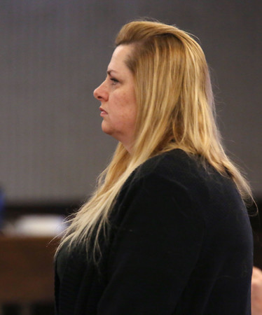 Jacqueline Pence in Peabody District Court