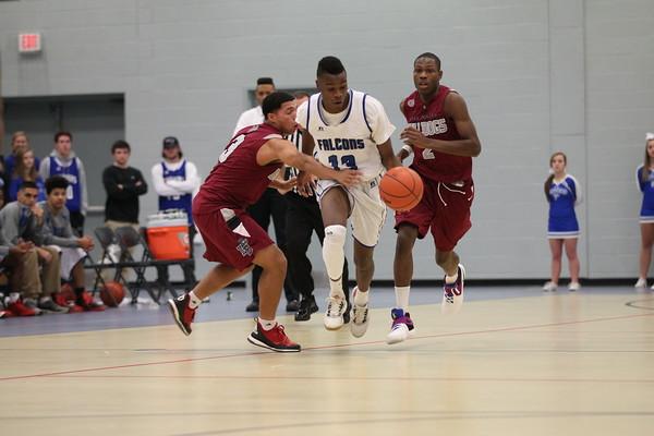 Danvers vs Lynn English NEC Boys Basketball