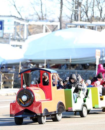 Santa Claus Arrives in Danvers