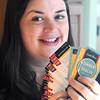 Ken Yuszkus/Staff photo: Jessica Brand starts Dinner Dealer cards for the North Shore.