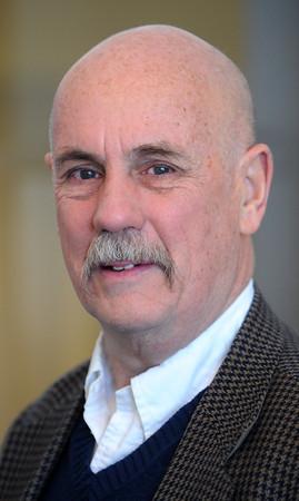 Ken Yuszkus/Staff photo: Ipswich:  Pat McNally is retiring from the Ipswich Board of Selectmen after 24 years.