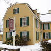 The Hale House in Downtown Beverly. DAVID LE/Staff photo