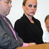 KEN YUSZKUS/File photo. Heather Salines with her lawyer Will Korman