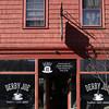 DAVID LE/Staff photo. Derby Joe's coffee shop on Derby Street in Salem. 2/7/16.