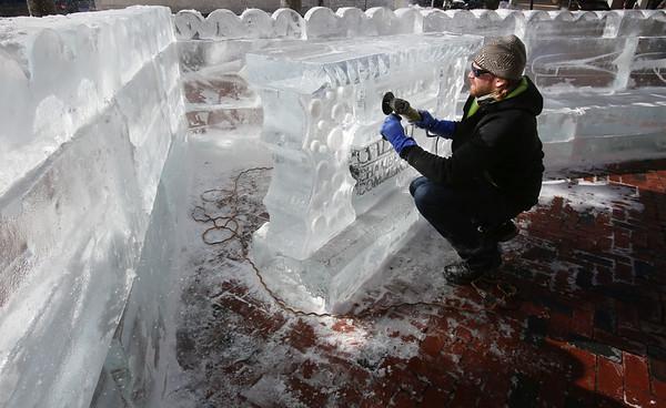 Rockafella's will have an ice bar