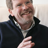 Greg Carmer is the new pastor at the Church in the Cove, in Beverly.