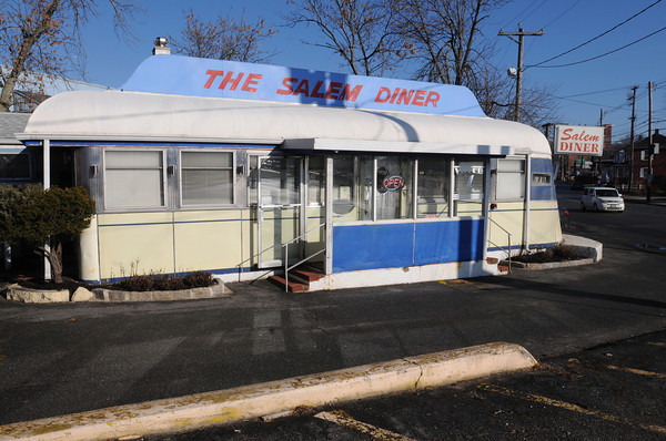 Ken Yuszkus/Staff photo: Salem:  The Salem Diner is now reopened for business.
