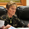 Marblehead: Marblehead Selectman Judith Jacobi. DAVID LE/Staff Photo